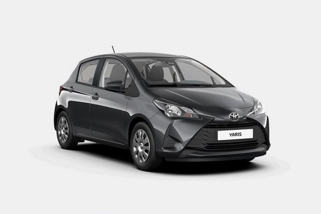 Toyota Yaris - Active & Pack Y-oung