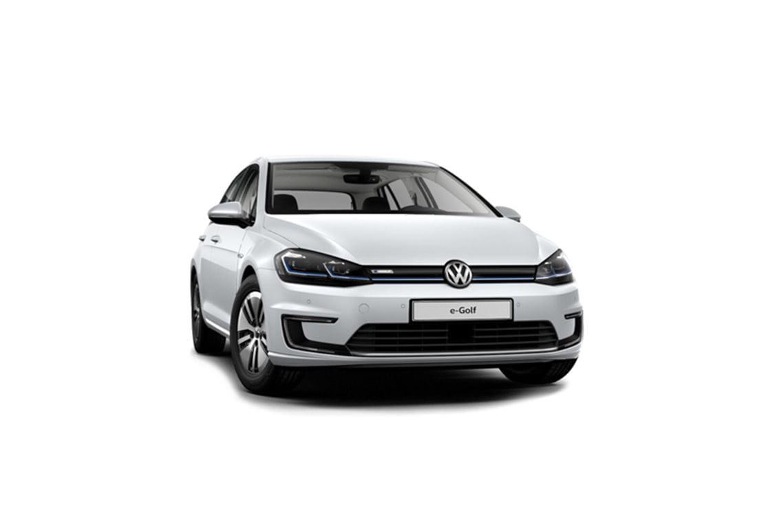Volkswagen Golf E Golf Leaseplan