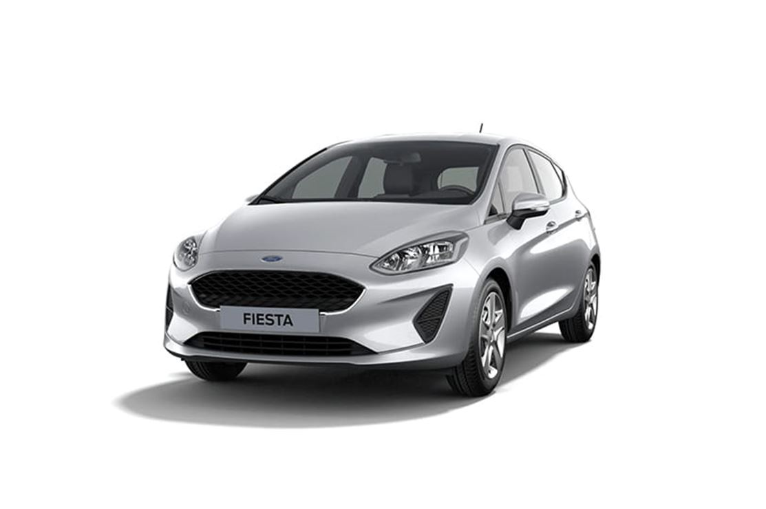 Ford Fiesta 1.0 EcoBoost - Connected