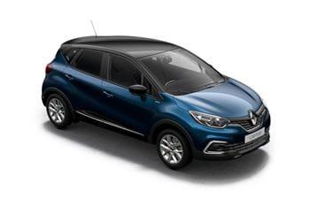 Renault Captur TCe 150 EDC DPF