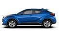 Toyota C-HR - C-ENTER 1.2l Turbo thumbnail