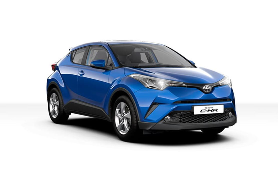 Toyota C-HR - C-ENTER 1.2l Turbo