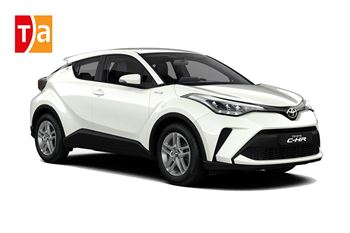 Toyota C-HR C-enter