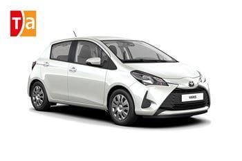 Toyota Yaris Y-oung
