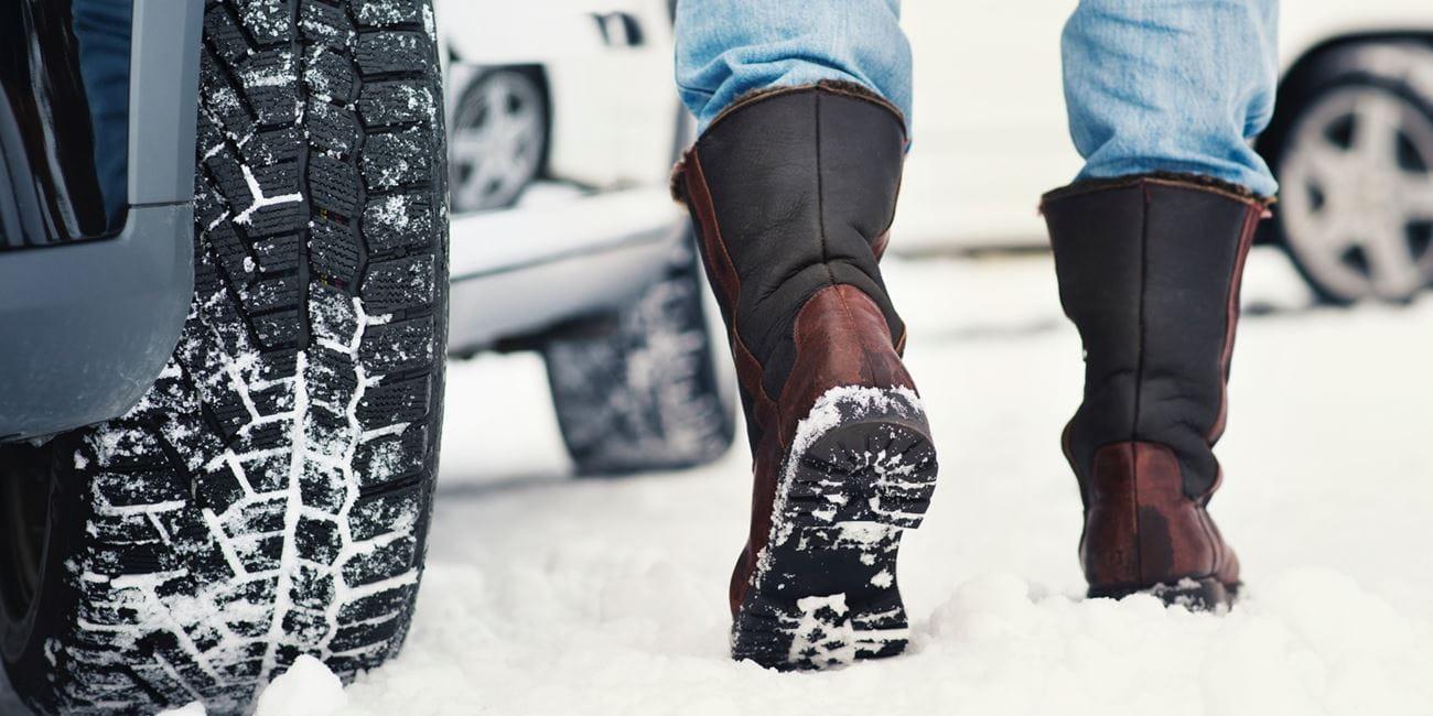 Ty správné pneumatiky do každého počasí
