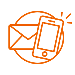 mail us icon