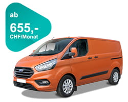 CND Ford Transit_250 HP