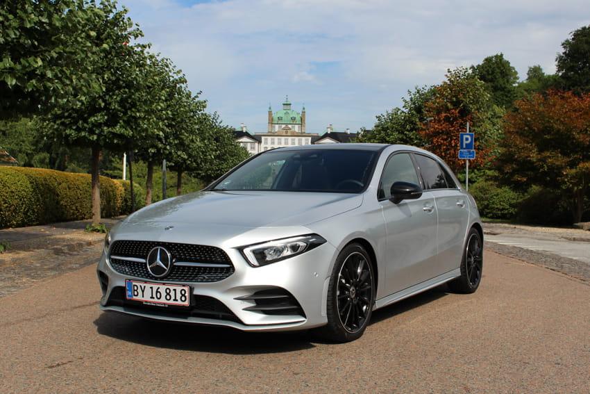 Ny Mercedes-Benz A-klasse: Aldrig har du været smukkere…