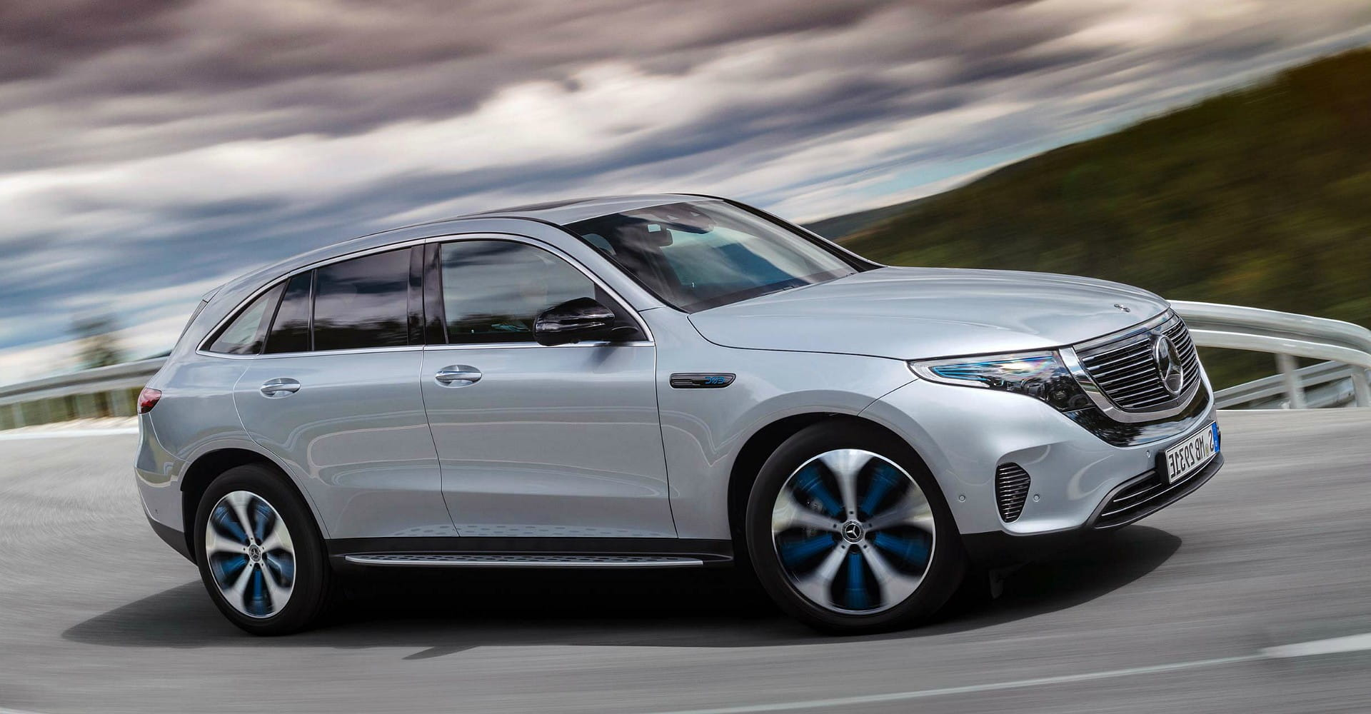 Mercedes EQC - Leasing prices and specifications | LeasePlan