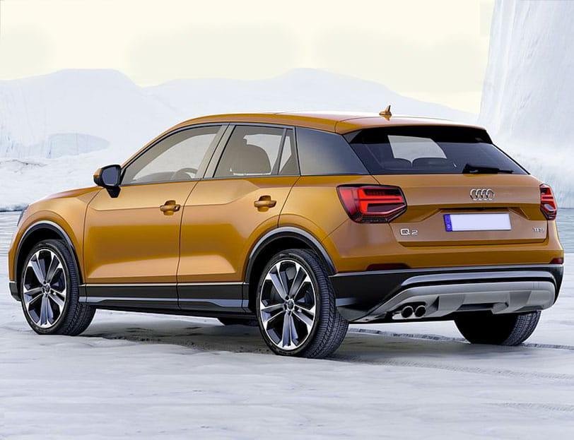 Audi Q2: perché noleggiarla a lungo termine | LeasePlan