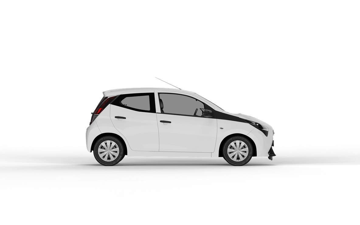 Toyota AYGO - X-Play  x-shift transmissie