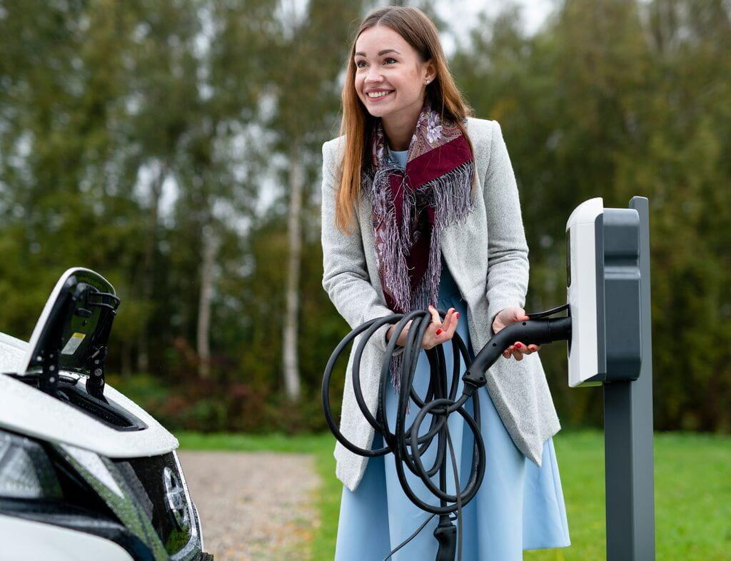 Starten met een elektrische auto leasen?