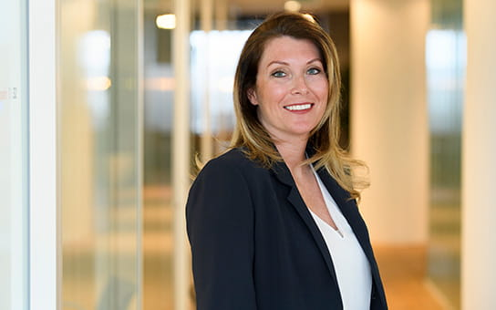 Eleni Trachalakis - Customer Service Director