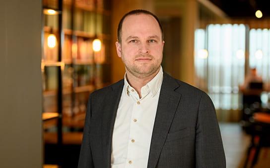 Jan Mostert - Business Transformation Director