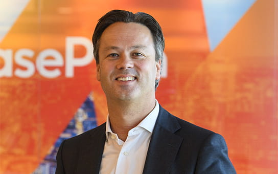 Sander Pleij - Finance Director