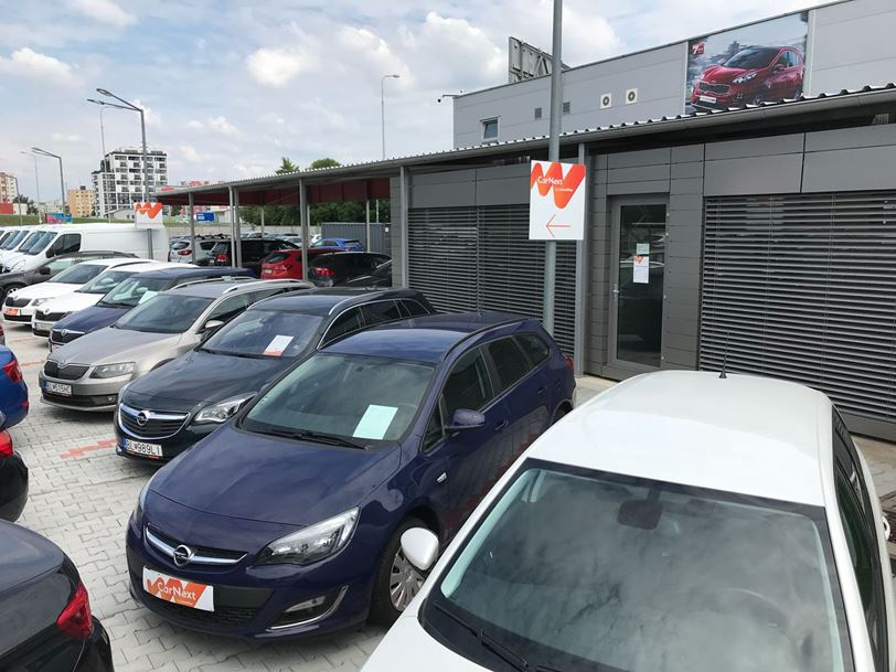 CarNext Slovakia Delivery Store Bratislava